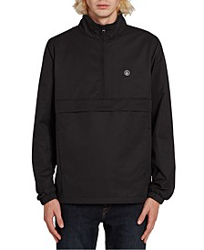 Men's Wilfred Half-Zip Anorak Windbreaker