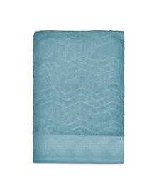 Mesa Chevron Bath Towel