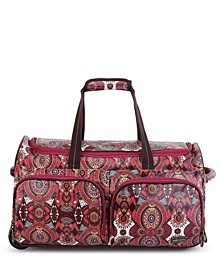 Rolling Travel Duffel