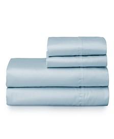 The Premium Cotton Sateen King Sheet Set