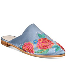 Women's Roxanne Embroidery Mules