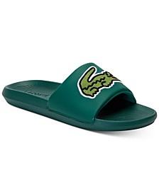 Men's Croco 319 4 US Slide Sandals