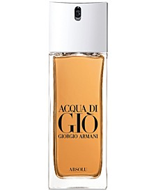 Men's Acqua di Giò Absolu Travel Spray, 0.67-oz.