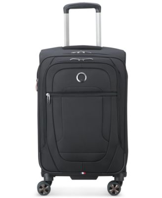 """Helium DLX 22"""" Softside Carry-On Spinner, Created for Macy's"""
