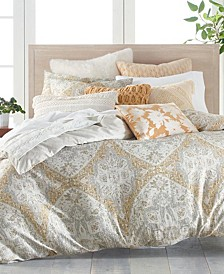 Tapestry Full/Queen 3-Pc. Comforter Set