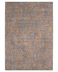 "Artisan Equilibrium Smokey Gray 9'6"" x 12'11"" Area Rug"