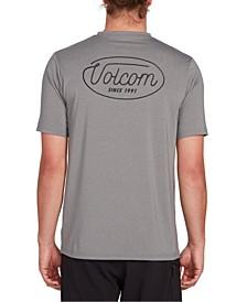 Men's Lit Logo Graphic T-Shirt