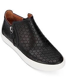 by Kenneth Cole Women's Lowe Double-Zip Sneakers