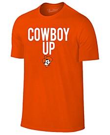Men's Oklahoma State Cowboys Slogan T-Shirt