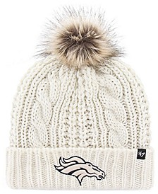 Women's Denver Broncos Meeko Knit Hat