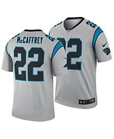 Men's Christian McCaffrey Carolina Panthers Inverted Color Legend Jersey