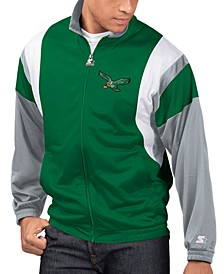 Men's Philadelphia Eagles The Contender Track Jacket