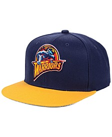Golden State Warriors 2 Tone Classic Snapback Cap