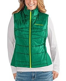 Women's Oregon Ducks Puffer Vest