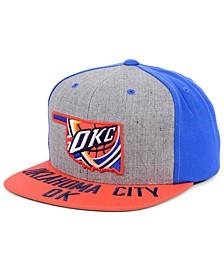 Oklahoma City Thunder C-Code Snapback Cap