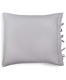 "Ribbon 18"" Square Decorative Pillow"
