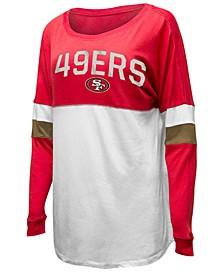 Women's San Francisco 49ers Boyfriend T-Shirt