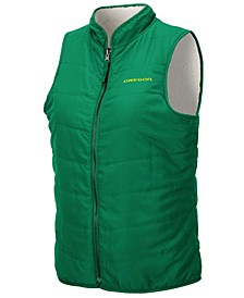Women's Oregon Ducks Blatch Reversible Vest