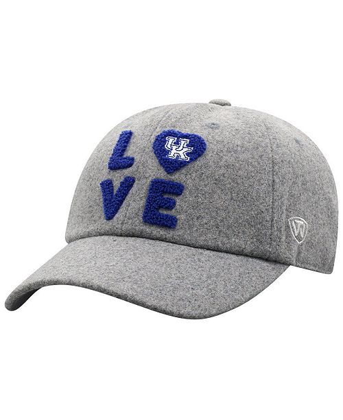 Top of the World Women's Kentucky Wildcats Loveit Strapback Cap