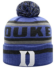 Duke Blue Devils Buddy Pom Knit Hat