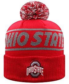 Women's Ohio State Buckeyes Ruth Knit Hat
