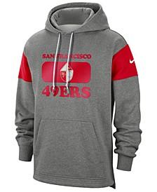 Men's San Francisco 49ers Historic Pullover Hoodie