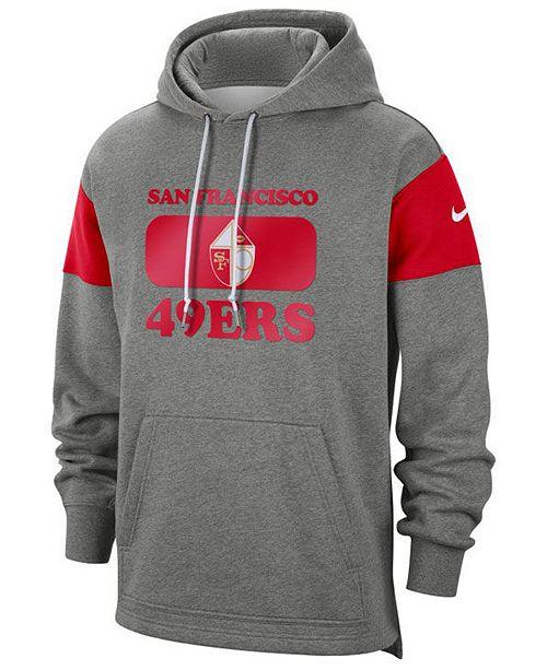 nike hoodie 49ers