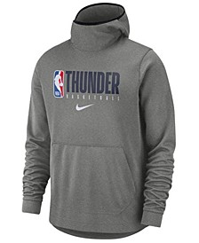 Men's Oklahoma City Thunder Spotlight Pullover Hoodie