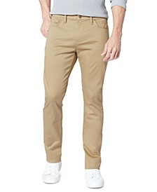 Men's Jean-Cut Supreme Flex Slim Fit Pants, Created for Macy's