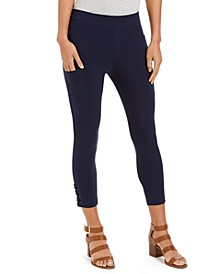 Cropped Utility Pants, Created for Macy's