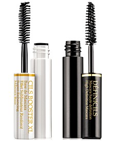 Receive a FREE 2pc Mascara Gift with any $50 Purchase
