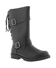 Little & Big Girls Janice Lacey Boots