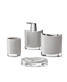 Immanuel Optic 4 Piece Bathroom Accessory Set