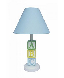 ABC Character Lamp