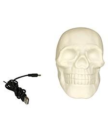 Soft Squeezable Skull Light