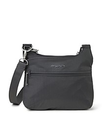 Anti-Theft Charter Crossbody Bag