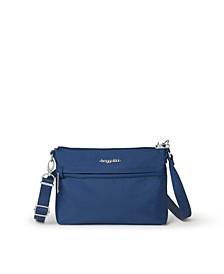 Anti-Theft Memento Crossbody Bag