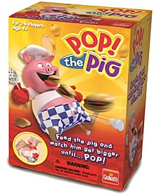 Pop the Pig Game - Belly-Busting Fun as You Feed Him Burgers and Watch His Belly Grow