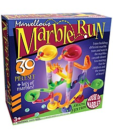 Marvellous Marble Run - 30 Piece Set