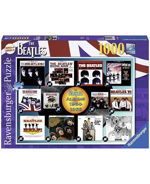 Ravensburger the Beatles - Albums 1964-66 - 1000 Piece