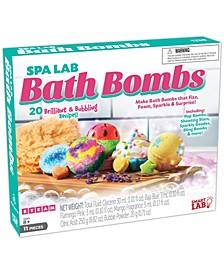 Spa Lab Bath Bombs