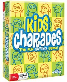 Kids Charades - An Imaginative Classic Party Game for Young Children