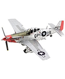 Metal Earth 3D Metal Model Kit - P-51D Mustang