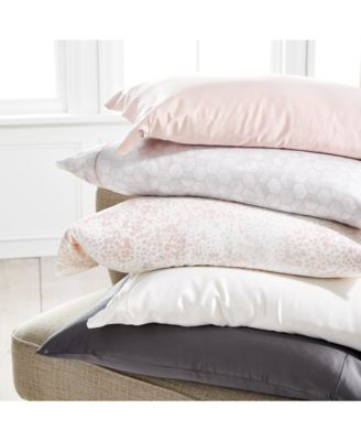 Botanical Silk King Pillowcase, Created for Macy's