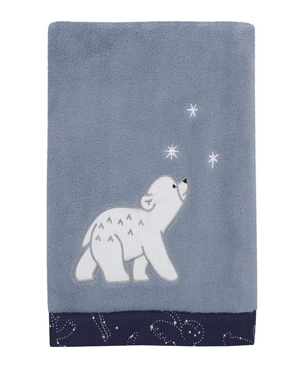 NoJo Cosmo Bear Baby Blanket