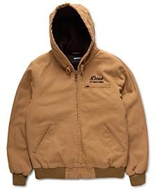 Men's Franklin Hooded Jacket