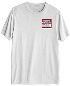 Budwesier Classic Men's Graphic T-Shirt