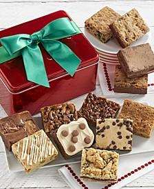 Holiday Brownie Tin - 12ct
