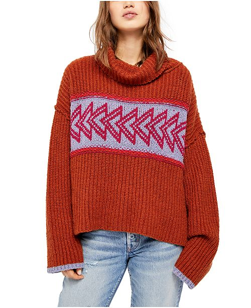Free People Greater Than Sweater