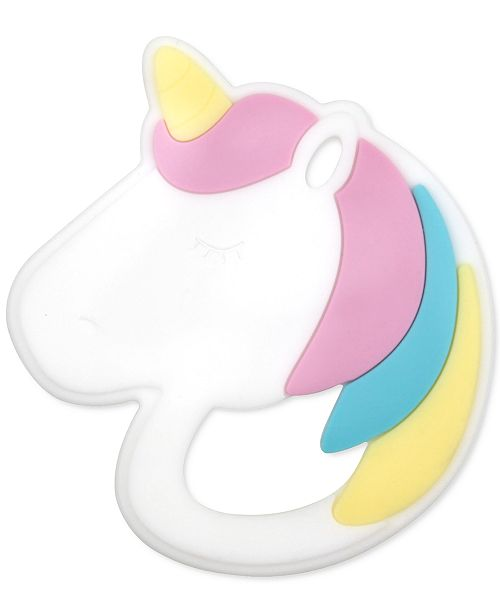 Bumkins Unicorn Silicone Teether